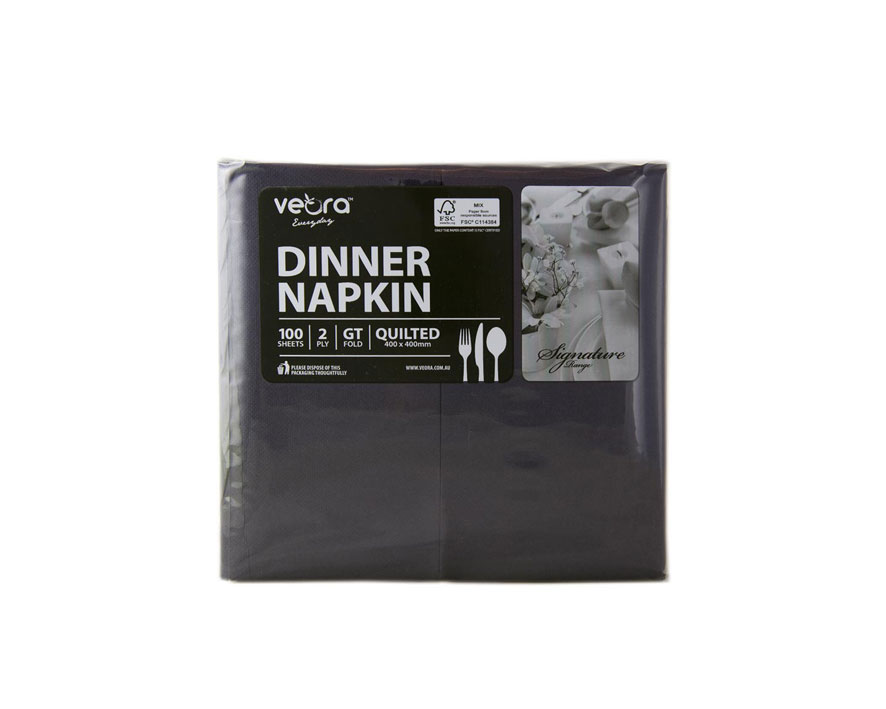 22510F-Veora-Everyday-Dinner-Quilted-Napkin-Black
